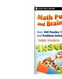 Math Puzzles and Brainteasers - Terry Stickels Quyển 1 (Lớp 3-5)