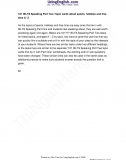 IELTS speaking part 2  topic cards about sports, hobbies and free time